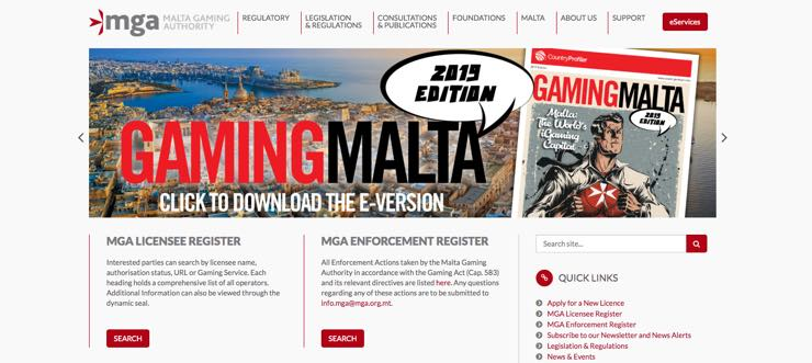 The Malta Gaming Authority