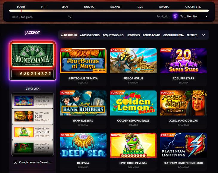7 Bit Casino slots