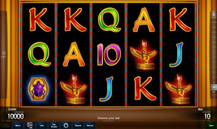 Slot Machine Book of Ra