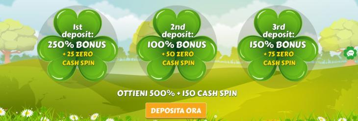 All Wins Casino bonus